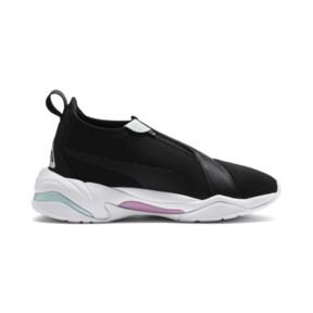 Thumbnail 6 of Thunder Trailblazer Women's Sneakers, Puma Black-Pale Pink, medium