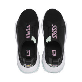 Thumbnail 7 of Basket Thunder TZ pour femme, Puma Black-Pale Pink, medium