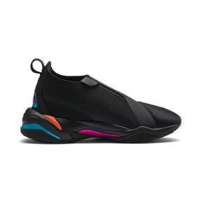 Thumbnail 5 of Thunder Trailblazer Tonal Women's Sneakers, Puma Black-Puma Black, medium