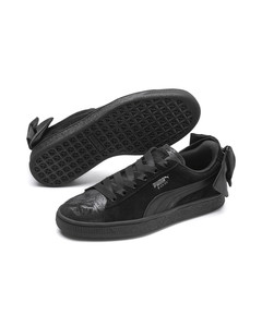 Image Puma Suede Bow Galaxy Women's Sneakers