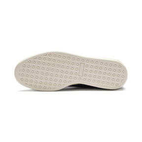 Thumbnail 4 of Suede Classic Lux Sneakers, Peacoat-Pebble-Whisper White, medium