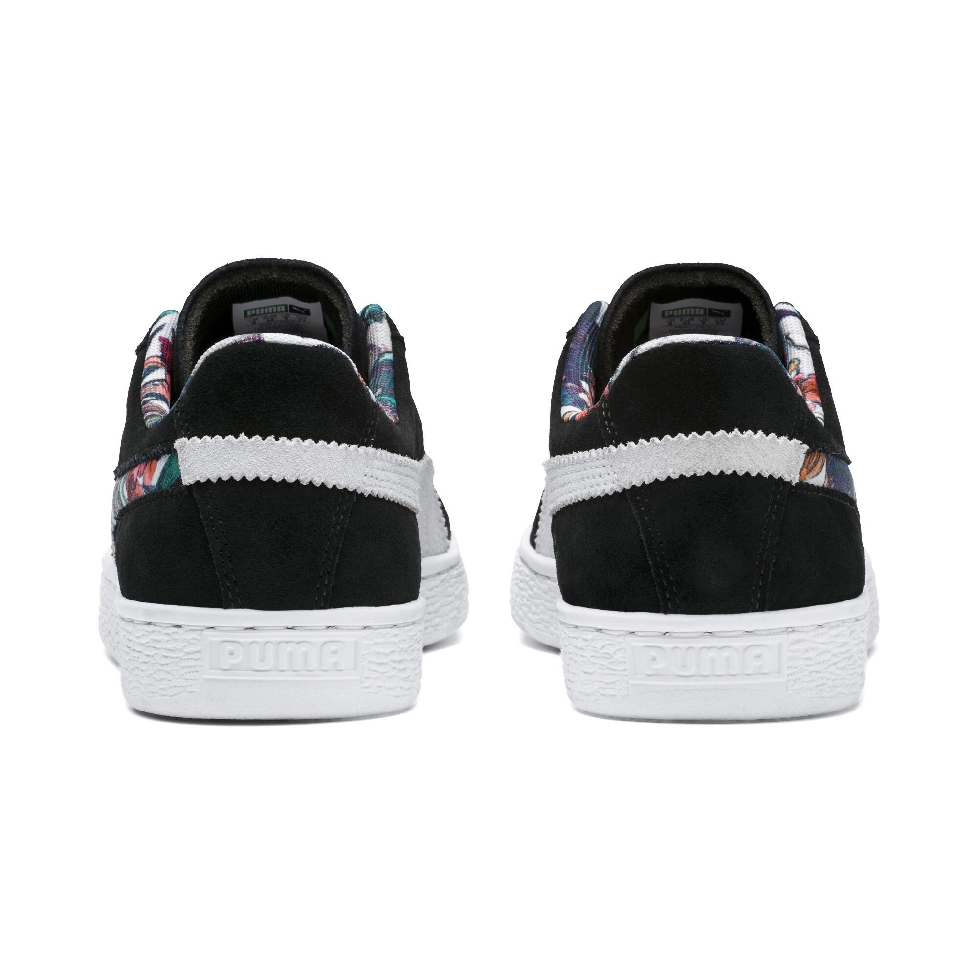Image Puma Suede Secret Garden Sneakers #3