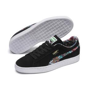 Thumbnail 2 of Suede Garden Sneakers, Puma Black-Puma White, medium