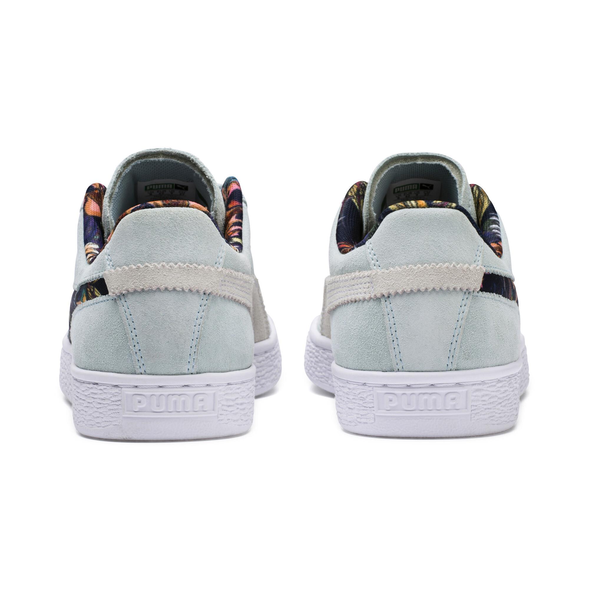 Image Puma Suede Secret Garden Sneakers #4