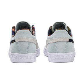 Thumbnail 4 of Suede Garden Sneakers, Light Sky-Puma White, medium