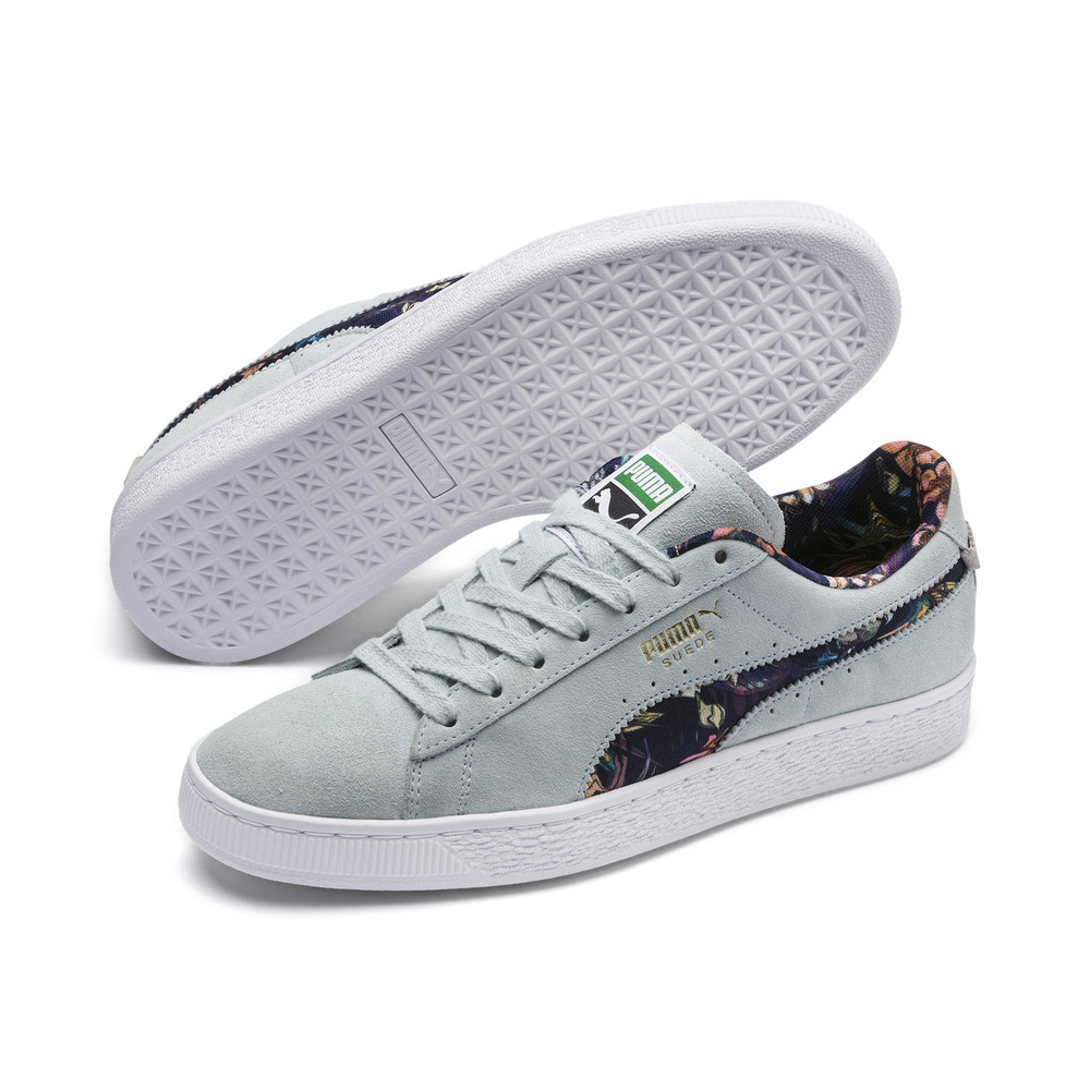 Image PUMA Suede Secret Garden Sneakers #2