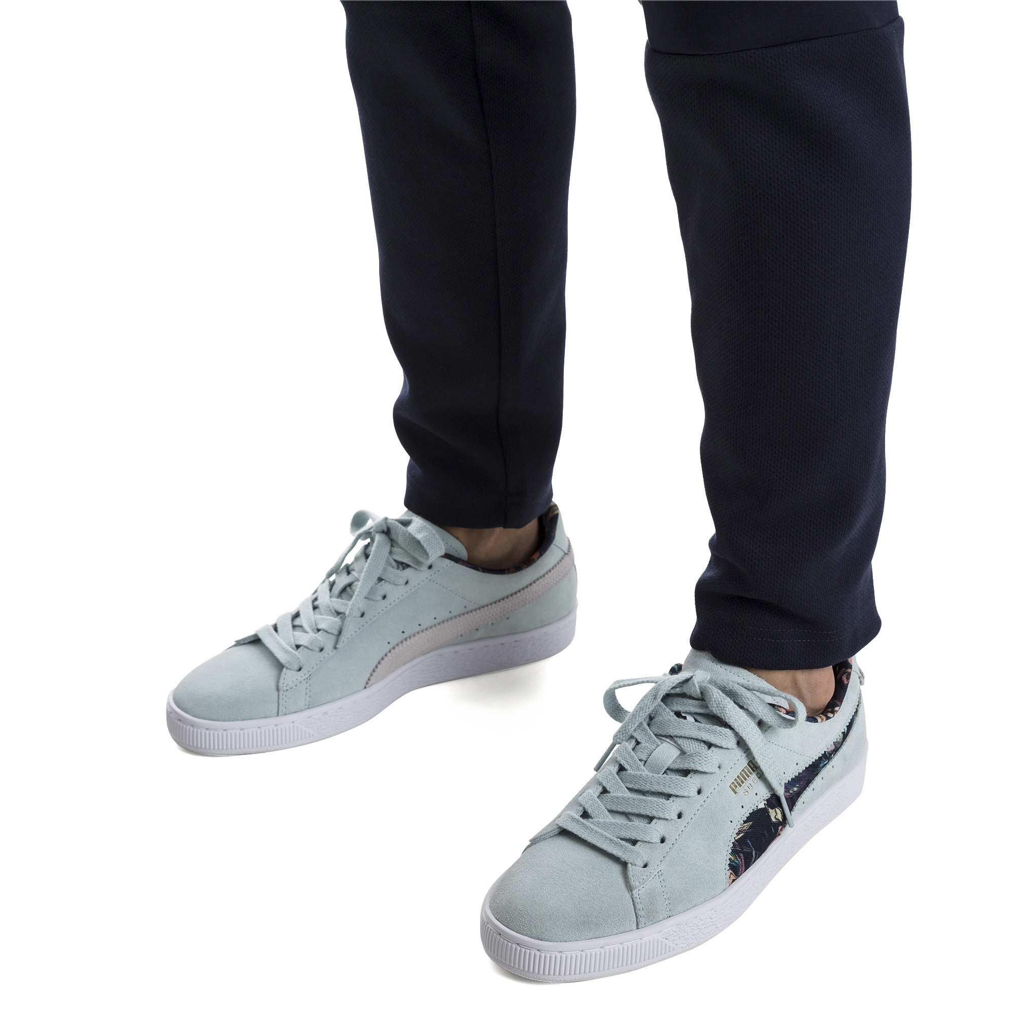 Image Puma Suede Secret Garden Sneakers #2