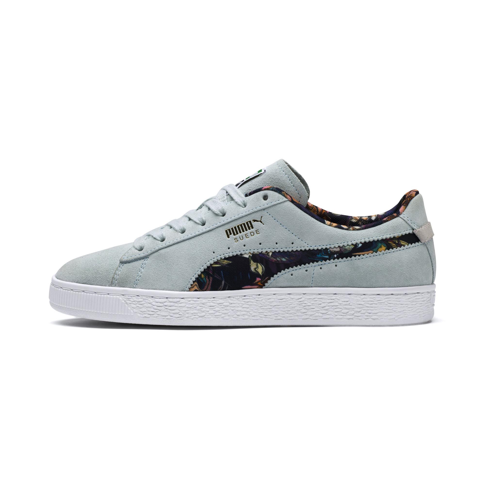 hot sale online aca15 2a389 Suede Secret Garden Sneakers