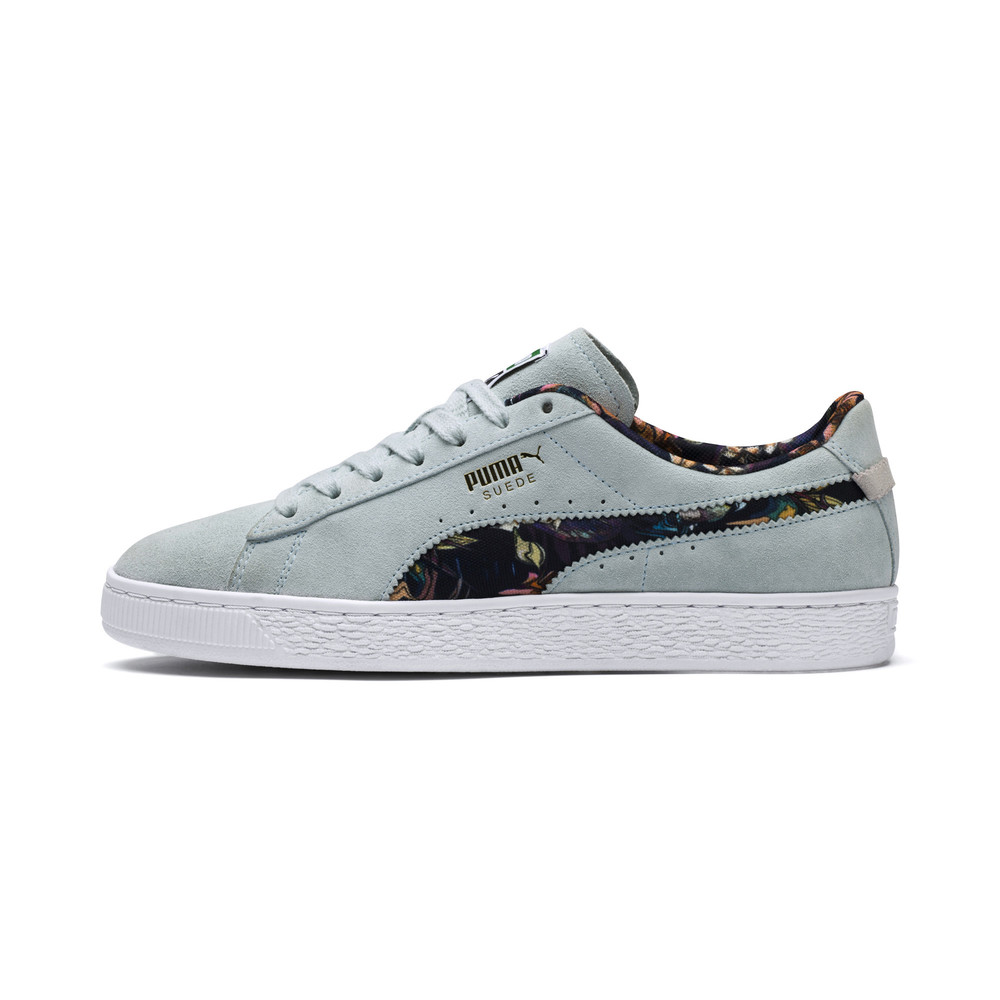 Image PUMA Suede Secret Garden Sneakers #1