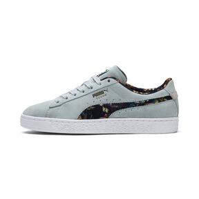 Suede Garden Sneakers