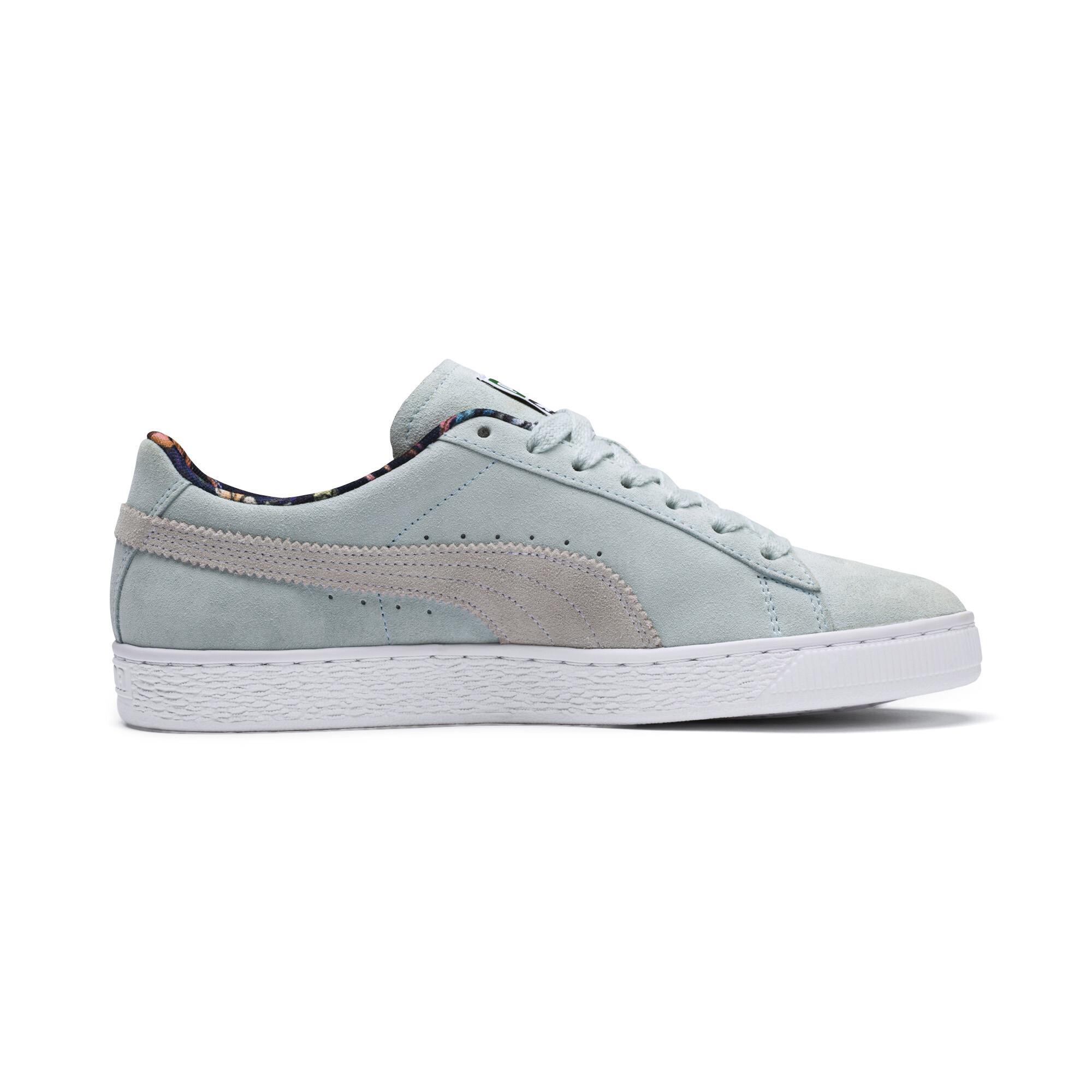 Image Puma Suede Secret Garden Sneakers #6
