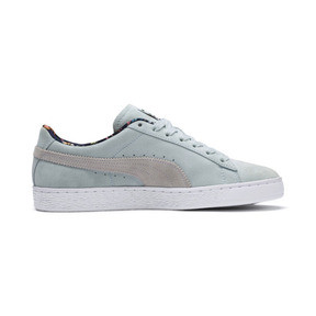 Thumbnail 6 of Suede Garden Sneakers, Light Sky-Puma White, medium