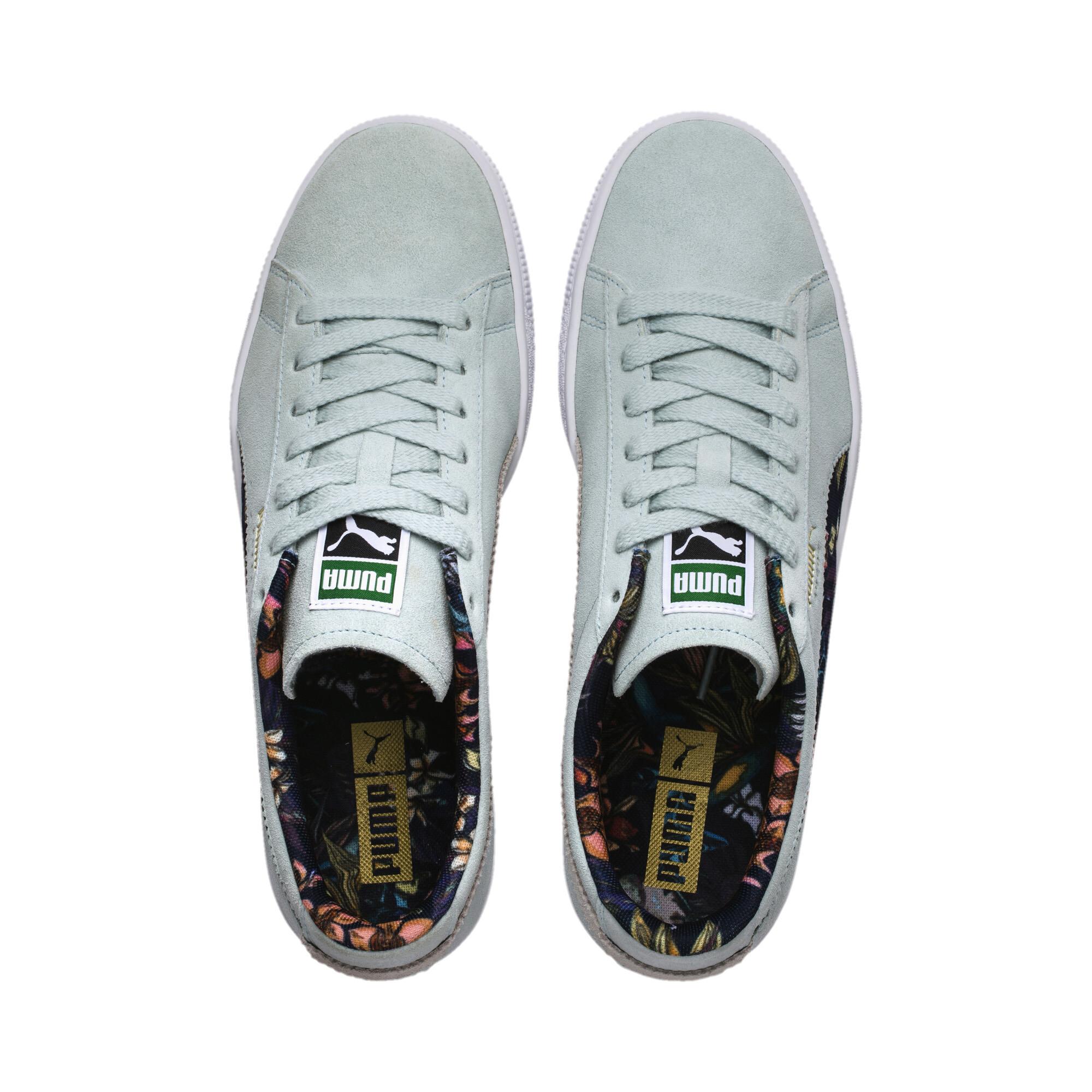 Image Puma Suede Secret Garden Sneakers #7