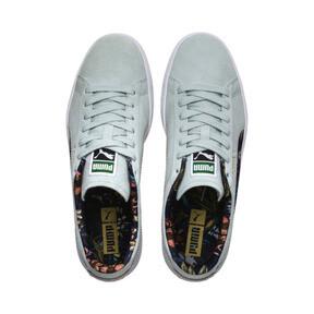Thumbnail 7 of Suede Garden Sneakers, Light Sky-Puma White, medium