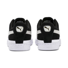 Thumbnail 4 of Suede Skate Sneakers, Puma Black-Puma White, medium