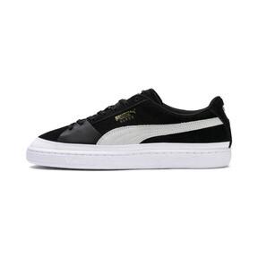 Suede Skate Sneakers