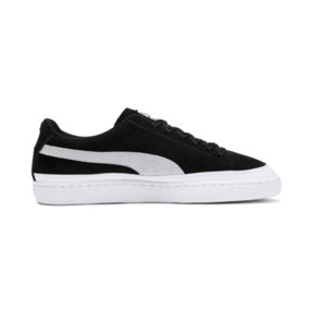 Thumbnail 5 of Suede Skate Sneakers, Puma Black-Puma White, medium