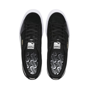 Thumbnail 6 of Suede Skate Sneakers, Puma Black-Puma White, medium