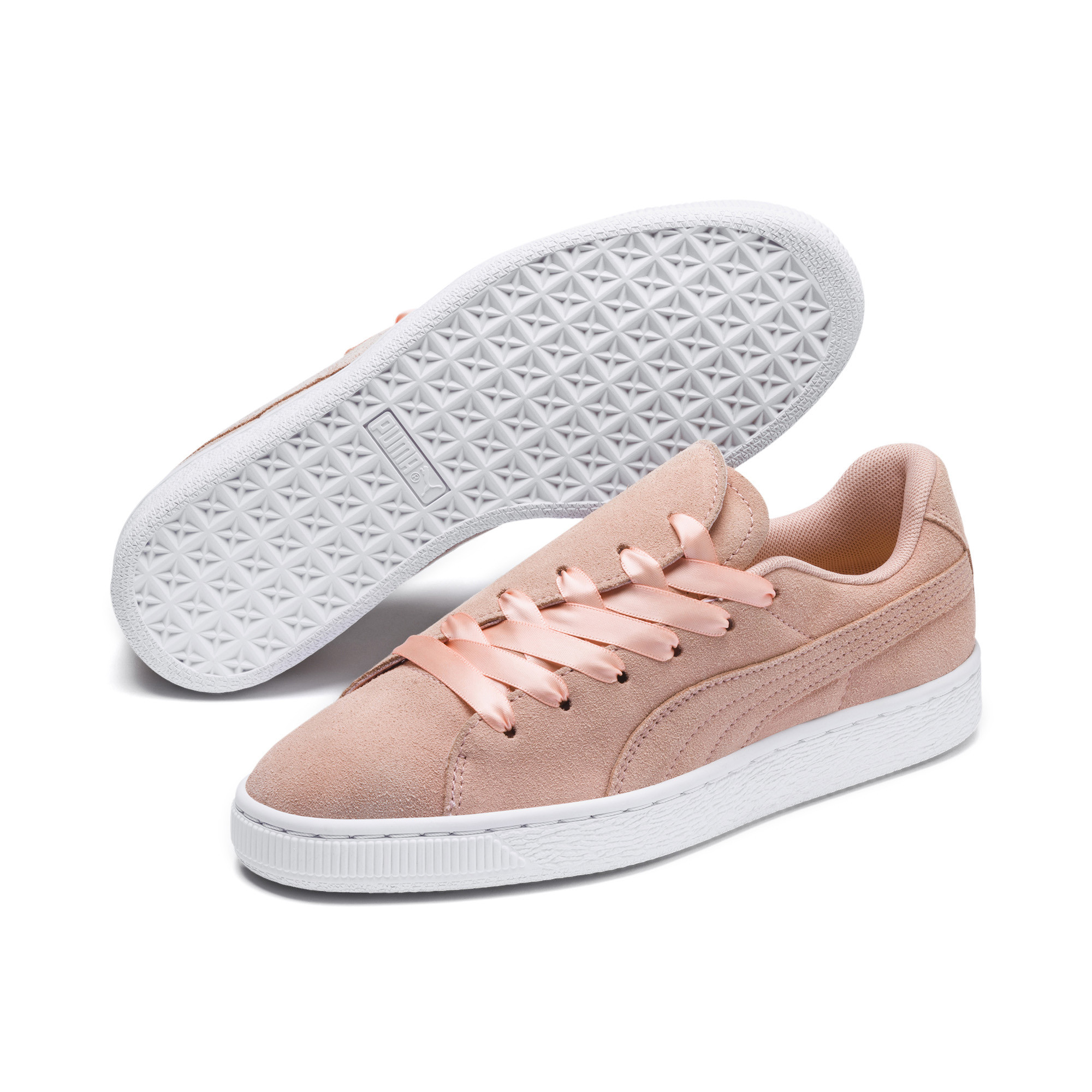 Image Puma Suede Crush Women's Sneakers #6