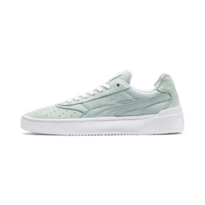 Thumbnail 1 of Cali-0 Palm Springs Trainers, Fair Aqua-PumaWhite-Puma Wht, medium
