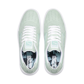 Thumbnail 7 of Cali-0 Palm Springs Trainers, Fair Aqua-PumaWhite-Puma Wht, medium
