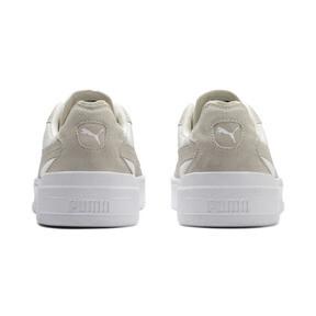 Thumbnail 4 of Cali-0 Summer Sneakers, Whisper Wht-P Wht-Puma White, medium
