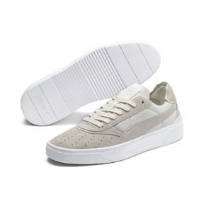 Thumbnail 3 of Cali-0 Summer Trainers, Whisper Wht-P Wht-Puma White, medium