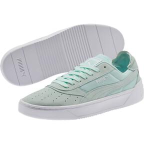 Thumbnail 2 of Cali-0 Summer Sneakers, Fair Aqua-Puma Wht-Puma Wht, medium