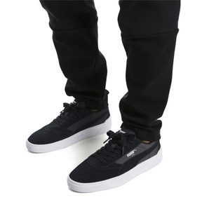 Thumbnail 2 of Cali-0 Summer Sneakers, Puma Black-Puma Wht-Puma Wht, medium
