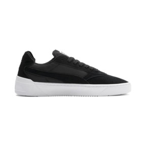 Thumbnail 6 of Cali-0 Summer Trainers, Puma Black-Puma Wht-Puma Wht, medium