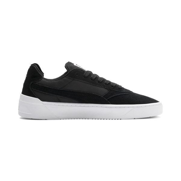 Cali-0 Summer Sneakers, Puma Black-Puma Wht-Puma Wht, large