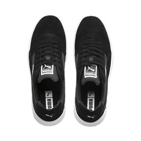 Thumbnail 7 of Cali-0 Summer Trainers, Puma Black-Puma Wht-Puma Wht, medium