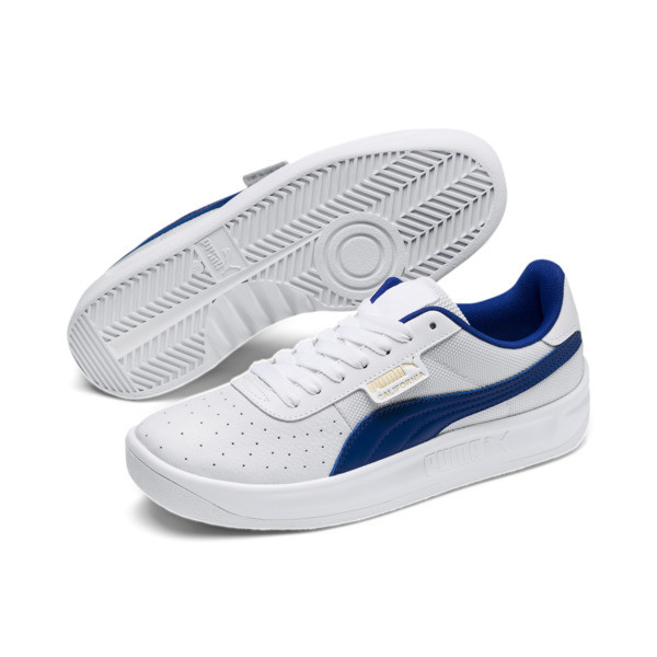 Classics California Sneakers, Puma White-Surf D Web-P Wht, large