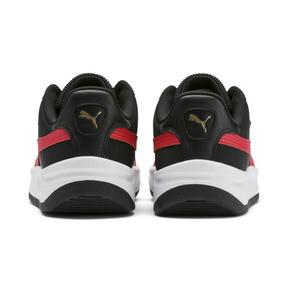 Thumbnail 4 of California Sneakers, SumerMelon-P Blk-HighRiskRed, medium