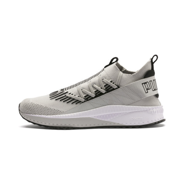 Zapatillas TSUGI Kai Jun, Glacier Gray-Puma Black, grande