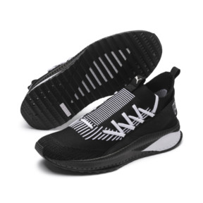 Thumbnail 2 of TSUGI Kai Jun Trainers, Puma Black-Puma White, medium