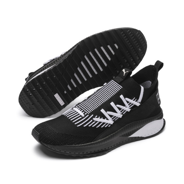TSUGI Kai Jun Trainers, Puma Black-Puma White, large