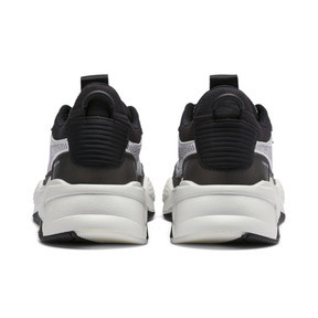 Thumbnail 4 of Basket RS-X Tech, Puma Black-Vaporous Gray, medium
