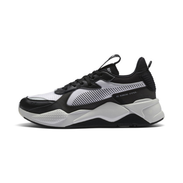 RS-X TECH Sneakers, Puma Black-Vaporous Gray, large