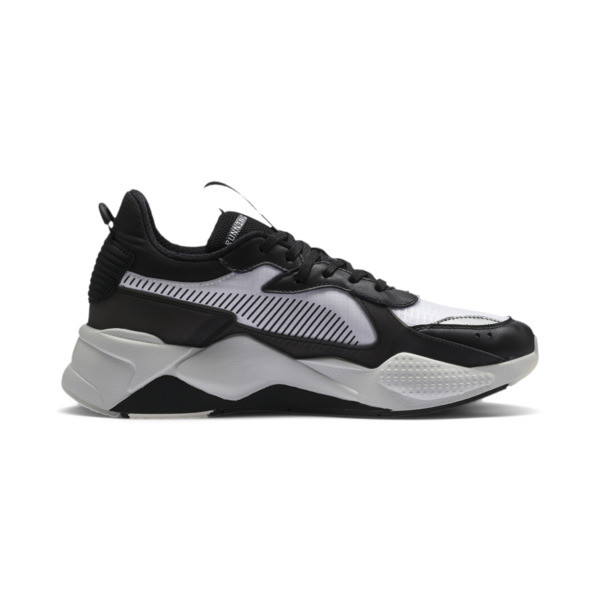 Zapatillas RS-X TECH, Puma Black-Vaporous Gray, grande