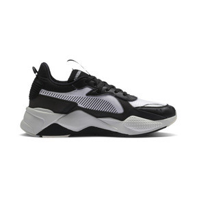 Thumbnail 6 of RS-X TECH スニーカー, Puma Black-Vaporous Gray, medium-JPN