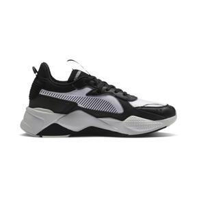 Thumbnail 6 of RS-X Tech Sneakers, Puma Black-Vaporous Gray, medium