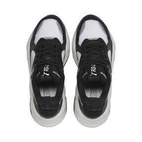 Thumbnail 7 of RS-X TECH Sneakers, Puma Black-Vaporous Gray, medium