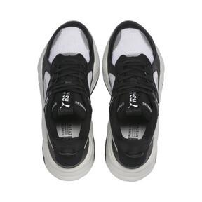 Thumbnail 7 of RS-X Tech Sneakers, Puma Black-Vaporous Gray, medium