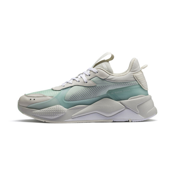 Basket RS-X Tech, Vaporous Gray-Fair Aqua, large