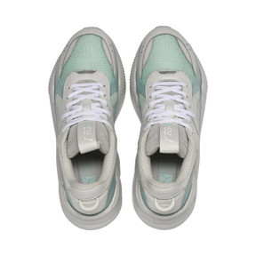 Thumbnail 6 van RS-X TECH sneakers, Vaporous Gray-Fair Aqua, medium