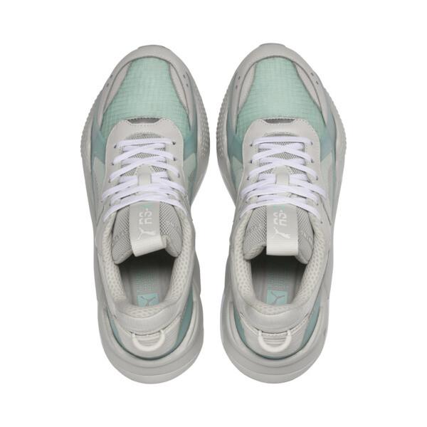 RS-X Tech Sneakers, Vaporous Gray-Fair Aqua, large