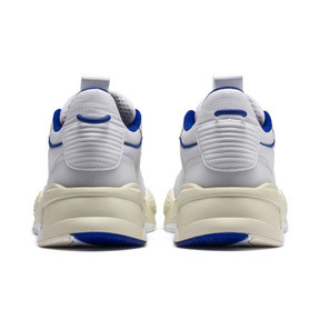 Thumbnail 4 of RS-X TECH Sneakers, Puma White-Whisper White, medium