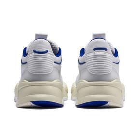 Thumbnail 4 of RS-X Tech Sneakers, Puma White-Whisper White, medium