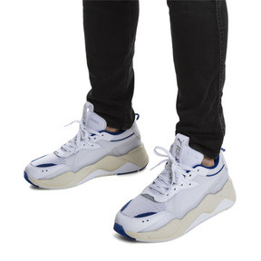 Thumbnail 2 of RS-X TECH Sneakers, Puma White-Whisper White, medium